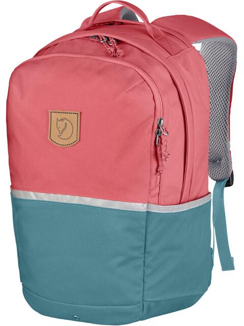 Fjällräven High Coast Backpack Kids peach pink-lagoon